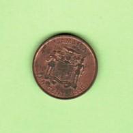 JAMAICA   10 CENTS 1995  (KM # 146.2) #5200 - Jamaica