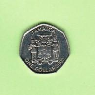 JAMAICA   $1.00 DOLLAR 2003  (KM # 164) #5202 - Jamaique