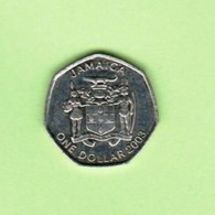 JAMAICA   $1.00 DOLLAR 2003  (KM # 164) #5202 - Jamaica