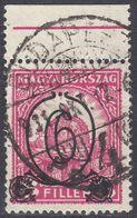 UNGHERIA - 1930 - Yvert 434 A Usato, Come Da Immagine. - Ungheria