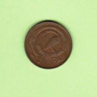 IRELAND   1/2 PENNY 1971  (KM # 19) #5206 - Ireland