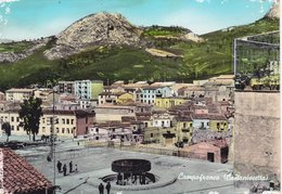 CAMPOFRANCO (CL) /  Veduta Panoramica _Viaggiata - Caltanissetta