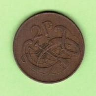 IRELAND   2 PENCE 1971  (KM # 21) #5211 - Irlande