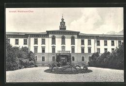 AK Chur, Partie An Der Anstalt Waldhaus - GR Grisons