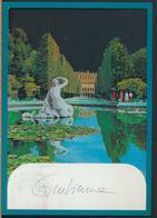 °°° 13002 - AUSTRIA - WIEN - PARK VON SCHONBRUNN - 1983 With Stamps °°° - Vienna