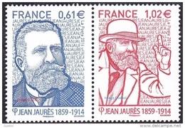 France N° 4869 P ** Homme Politique - Jean Jaurès - France