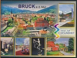 °°° 13003 - AUSTRIA - BRUCK AN DER MUR - STEIERMARK - 2003 With Stamps °°° - Bruck An Der Mur