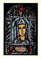 74 - Plateau D'Assy - Eglise Notre Dame De Toute Grâce - Véronique - Vitrail Par P Bony - Autres Communes