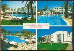 °°° 13013 - TUNISIA TUNISIE - DJERBA - AL JAZIRA BEACH - 2006 With Stamps °°° - Tunisia