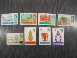Bahamas  1978 Definitive  8v  I201807 - Bahamas (1973-...)
