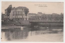 [937] AVILÉS La Ría.- Bridges, Ponts, Puentes, Ponti..- Non écrite. Unused. No Escrita. Non Scritta. - Asturias (Oviedo)