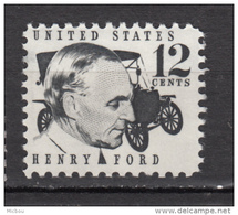USA, MNH, Voiture, Car, Automobile, Henry Ford - Cars