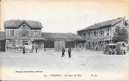 VERDUN - La Gare De L'Est - Verdun