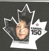 Sc. #3006 Canada 150 Nunavut 2017 Booklet Single K072 - 1952-.... Règne D'Elizabeth II