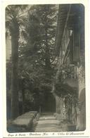 LAGO DI GARDA-GARDONE RIV.-VILLA D,ANNUNZIO. - Unclassified