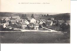 90 - Beaucourt - Cités Ducrot - Beaucourt