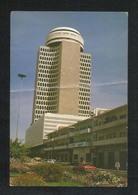 United Arab Emirates UAE Dubai Picture Postcard Deira Tower Dubai View Card U A E Crease - Dubai