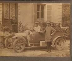 041218 - GENEALOGIE Familles DUJARDIN CAILLET - Famille Jules DUJARDIN Automobile - Généalogie