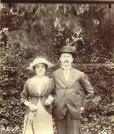 041218 - GENEALOGIE Familles DUJARDIN CAILLET - 1912 Lucien DUJARDIN Suzanne CAILLET époux - Généalogie
