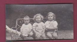 041218 - GENEALOGIE Familles DUJARDIN CAILLET - 1917 Georges Robert Et Jean DUJARDIN - Généalogie