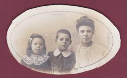 041218 - GENEALOGIE Familles DUJARDIN CAILLET - 3 Enfants De Jeanne CAILLET Et De Henri CAILLET - Généalogie