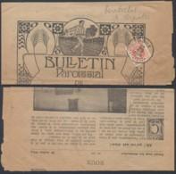 A182 Bulletin Paroissial De Roux 1928 - 1922-1927 Houyoux
