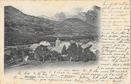 Morillon (Haute-Savoie) - Vue Générale, L'Eglise - Francia