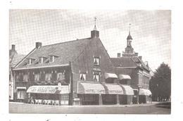 """Breda-Hotel-Café-Restaurant""""Het Roode Hert"""" -(C.8085) - Breda"""