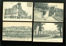 Lot De 20 Cartes Postales De France  Yvelines  Saint - Germain - En - Laye   Lot Van 20 Postkaarten Van Frankrijk ( 78 ) - Cartes Postales