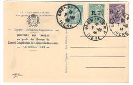 10628 - LIBERATION LYON - Guerre De 1939-45