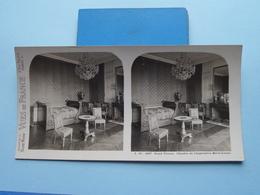 GRAND TRIANON - Salon De L'Impératrice Marie-L : S.32 - 4067 ( Maison De La Bonne Presse VUES De FRANCE ) Stereo Photo ! - Photos Stéréoscopiques