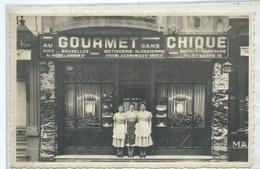 Antwerpen Anvers Au Gourmet Sans Chiqué - Antwerpen