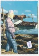 CPM GF  -37036 - Formose - Pescadores - Jeune Fille Ouvrière  ( Particularité = 2 Scans) - Formosa