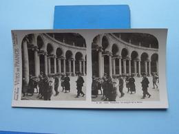 VERSAILLES : Le Bosquet De La Reine : S.30 - 4040 ( Maison De La Bonne Presse VUES De FRANCE ) Stereo Photo ! - Stereoscopic