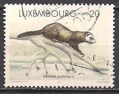 Luxemburg  (1996)  Mi.Nr.  1401  Gest. / Used  (10ad31) - Oblitérés