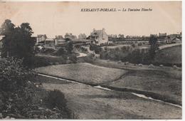 KERSAINT PORSALL  LA FONTAINE BLANCHE - Autres Communes