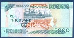 GHANA 5000 CEDIS 2003 - Ghana
