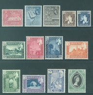 ADEN  - MH/*. - 1953-1958 - END OF COLLECTION - QUOTATION 17 EUR -  Lot 18425 - Aden (1854-1963)