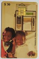 Two Children Z$30 - Zimbabwe