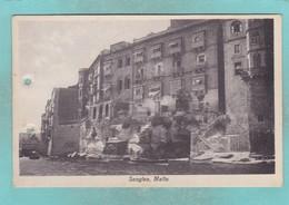 Old Post Card Of Seglea,Malta,R86. - Malta
