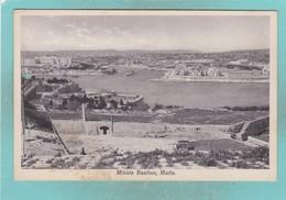 Old Post Card Of Misida Bastion,Malta,R86. - Malta