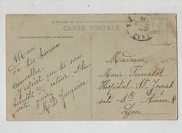 Généalogie 1924 Punalot Hôpital Saint Joseph Salle Ste Anne Lyon Sault Brénaz Pont Sur Le Rhône Ain Isère - Généalogie