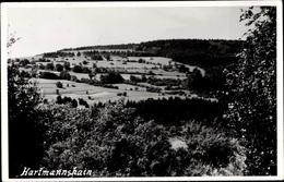 Cp Hartmannshain Grebenhain Hessen, Landschaftspanorama, Wald, Felder - Deutschland