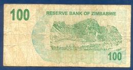 ZIMBABWE 2006 100 Dollars - Zimbabwe