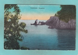 Old Post Card Of Taormina, Sicily, Italy ,R86. - Italia