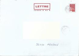 Pap Luquet _ 50 G - Format C5 - Agrément 0401912 - Entiers Postaux