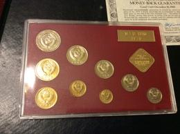Russia/USSR 1976,Proof-Like Mint Set,VF-XF UNC Leningrad Mint !! See Pics !! - Russia