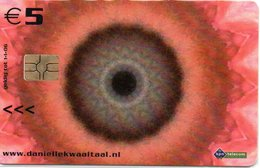 Télécarte Yeux Oeil Card  (G 553) - Pays-Bas
