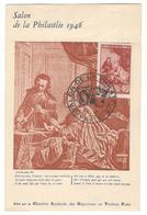 10642 - SALON PHILATELIQUE  46 - Storia Postale