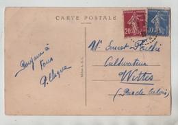 Généalogie 1938 Cultivateur Wittes  Bugey Pittoresque Col De Mazières - Généalogie